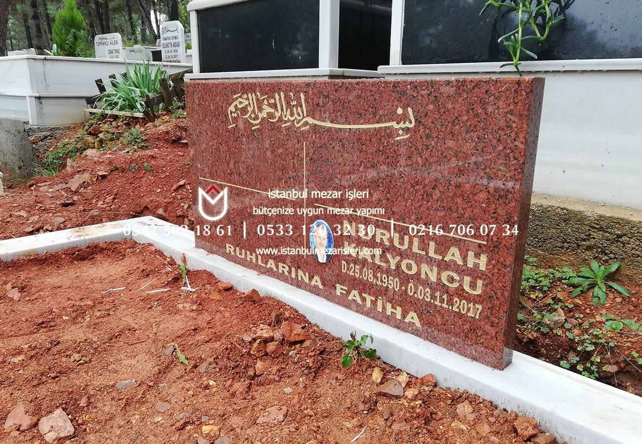 uygun fiyat karşılığında mezar taşına resim uygulama